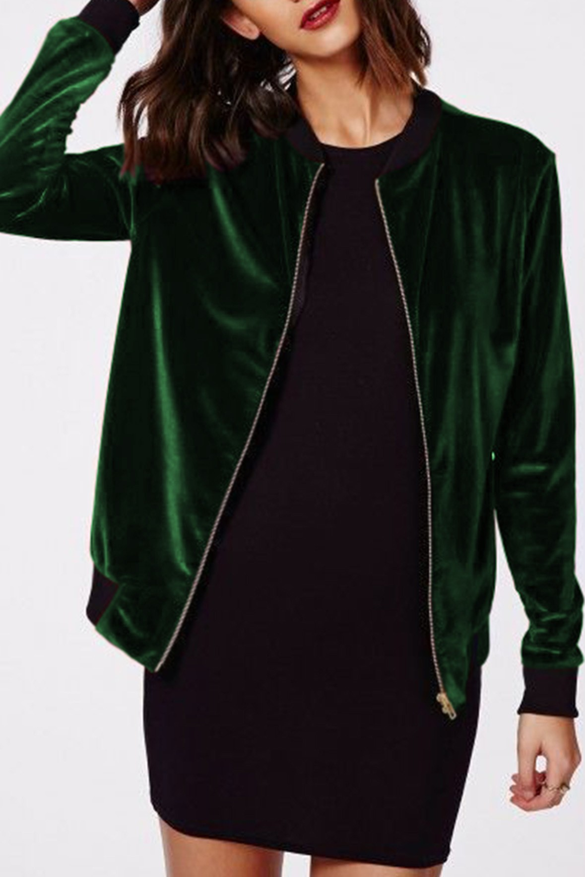 Life of the Party Jacket Green