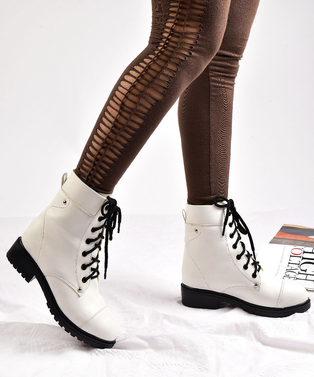 Lets talk white boots